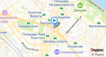 Пункт обслуживания DHL на карте