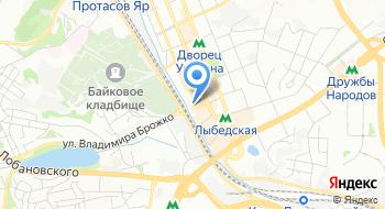 Концертное агентство Аншлаг на карте