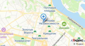 Нотариус Аверина Евгения Анатольевна на карте