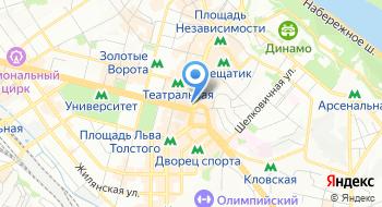 Интернет магазин Shoe-Cream на карте