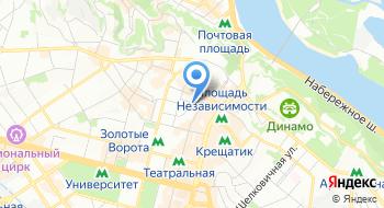 Брачное агентство Bridge Of Love на карте