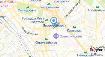 Государственная миграционная служба Украины на карте