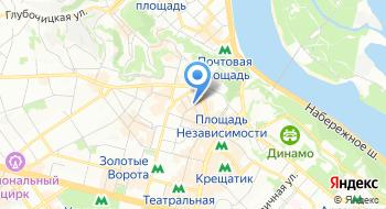 Агентство Уют-сервис на карте