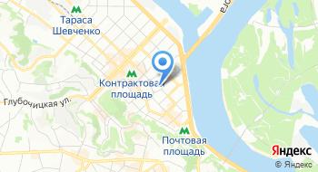 Интернет-магазин Shokstore.com.ua на карте