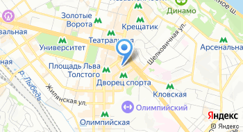 Киевский городской Дом природы на карте