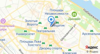 ЦУМ на карте