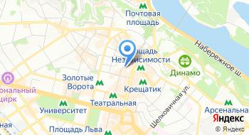 Научно исследовательский и проектно-инвестиционный центр строительных конструкций на карте