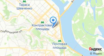 Radisson Blu Hotel, Kiev Podil на карте