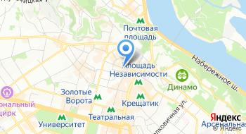 Компания Ресторанный консалтинг на карте