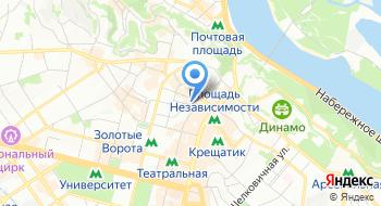 Служба знакомств MissUa на карте