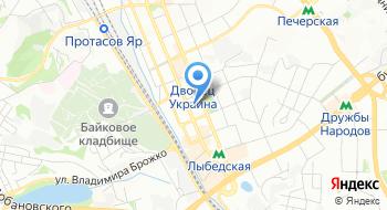 Компания Козырный Туз на карте