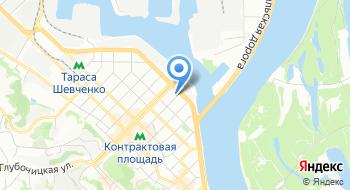 Производственная компания Мрия на карте