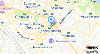 Национальный координатор международной организации труда в Украине на карте