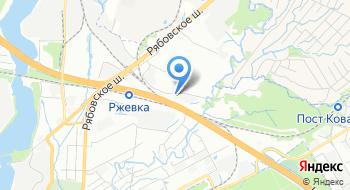 Приют Ильинка на карте