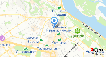 Мета Банк на карте