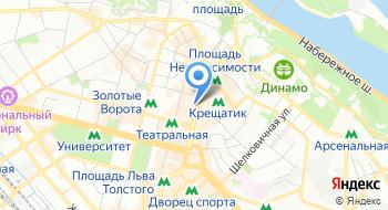 Информационное агентство Червона Стричка на карте