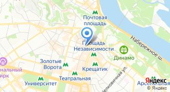 Агентство знакомств Ярославна на карте