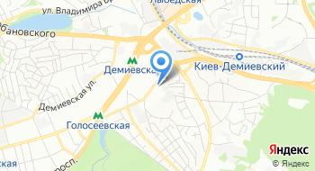 Компания Хтл Украина на карте
