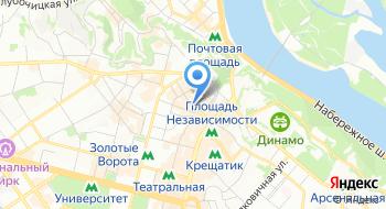 Представительство лаборатории Иннотек интернасиональ в Украине на карте