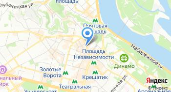 Киевская Оценочная компания на карте