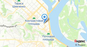 Автошкола ДОСААФ на карте