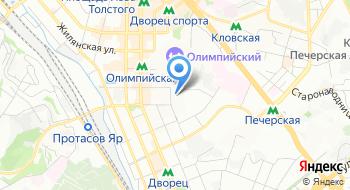 НПФ Крок-1 на карте