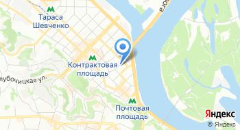 Avtodiva на карте