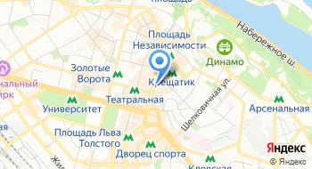 Театральная касса на карте