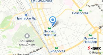 Компания Lars Krogius Ukraine на карте