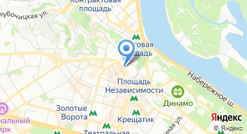 Vr-клуб CheckPoint на карте