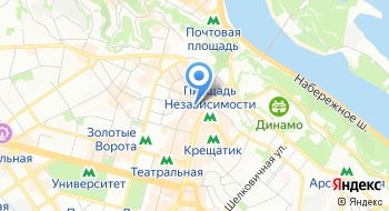 Platinum Bank на карте