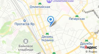 Киевский завод Радар на карте