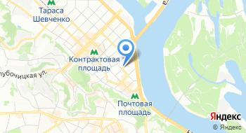Компания Фесто на карте