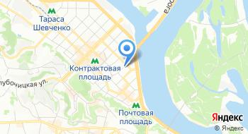 Интернет-магазин Сhers на карте