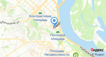 Компания Vimar на карте