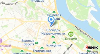 Интернет-магазин Mobistyle на карте