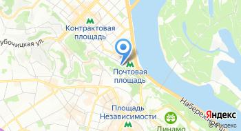 Компания ЗаборUa на карте