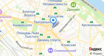 Служба знакомств Eslava на карте