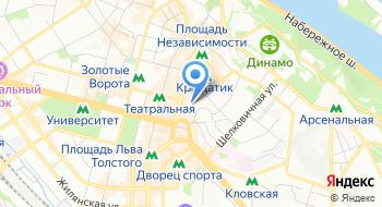 Букмекерская Контора Фортуна Лайв на карте