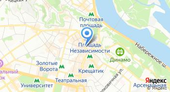 OTP Bank, отделение Михайловское на карте