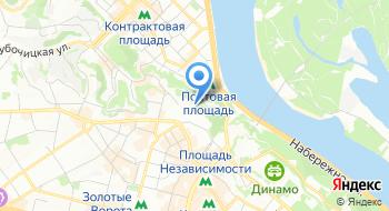 Переяслав-Хмельницкое Епархиальное управление на карте