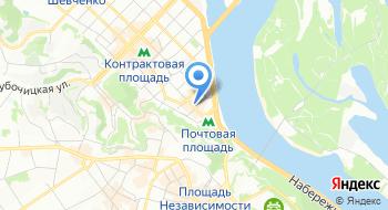 Европейская кафе-кондитерская Реприза на карте