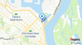 Орест на карте