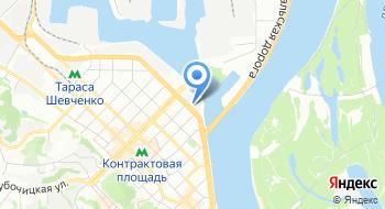Компания Курс на карте