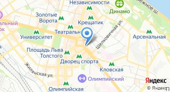 Компания Авиаойл на карте