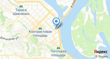 Компания Никос на карте