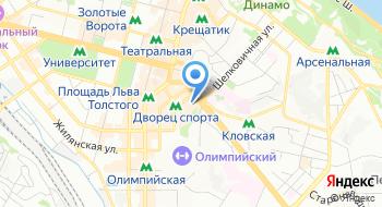 ТРЦ Гулливер на карте