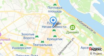 Отделение почтовой связи №103 на карте
