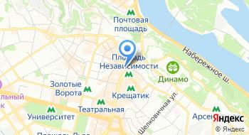 АйКью-сервис на карте