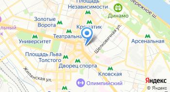 Бюро переводов Партнер на карте